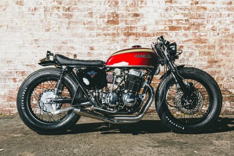 CB750 by Salty Speed Co.