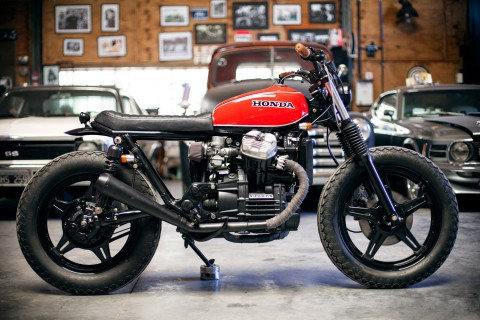 1980 CX500 by Herencia Cutsom Garage