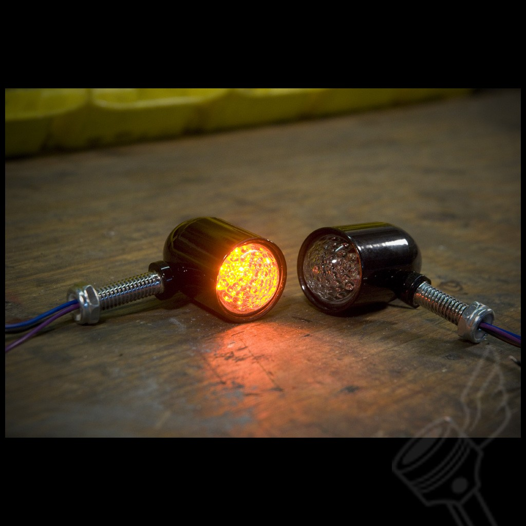 DCC Retro Led Bullet Turn Signals