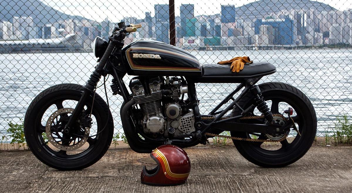 1971 CB750 Soichiro by Wesley Hannam